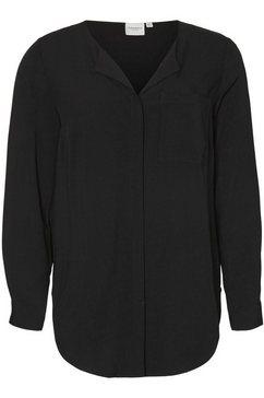 junarose lange blouse »veronica« zwart