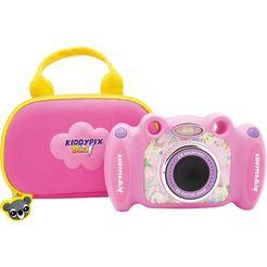 easypix »kiddypix blizz pink« kindercamera roze
