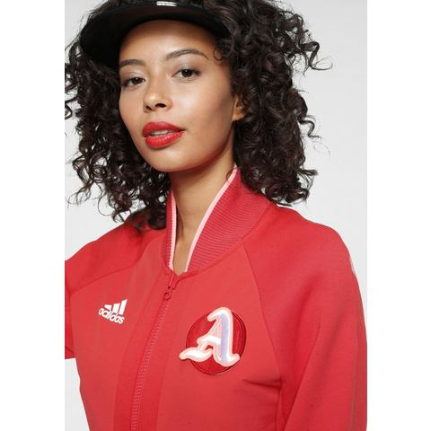 adidas Performance jack in collegestijl W VARSITY JACKET
