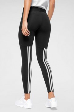 adidas performance legging »must have 3 stripes tights« zwart