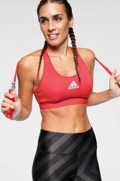 adidas performance sport-bh »don`t rest alphaskin bra« rood