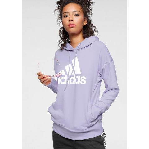 adidas performance sportsweater lila-wit