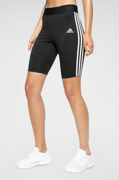 adidas performance fietsbroekje »must have cotton shorts« zwart