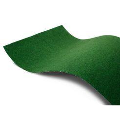 primaflor-ideen in textil outdoorkleed »comfort«, primaflor-ideen in textil, rechteckig, hoehe 5 mm groen