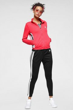 adidas performance trainingspak »tracksuit teamsport« (set, 2 tlg.) roze