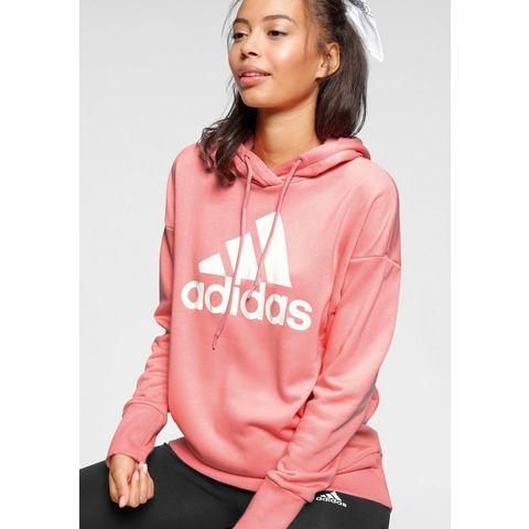 adidas performance sportsweater lichtroze-wit