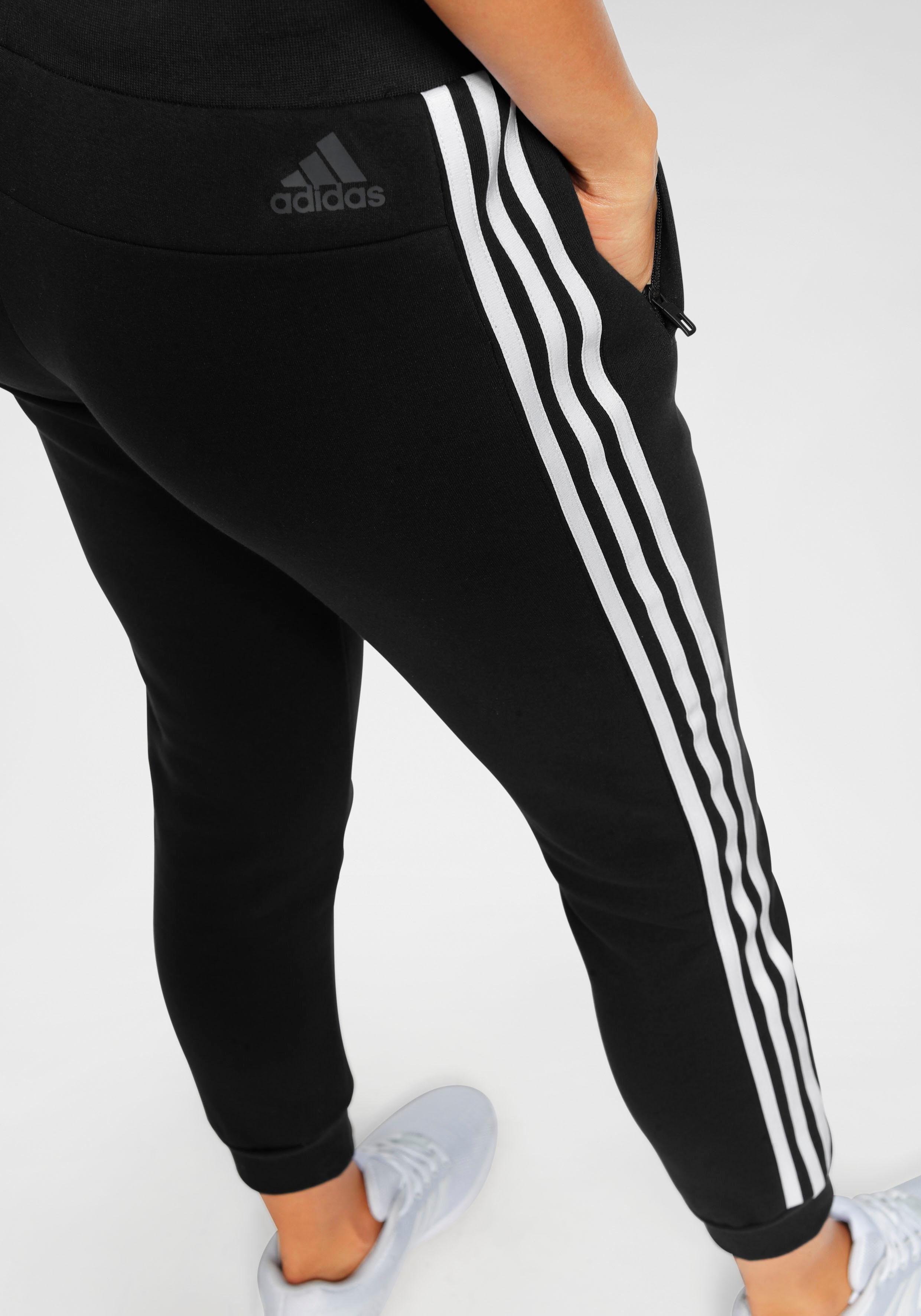 adidas Performance joggingbroek »MH PANT DK 3 STRIPES«