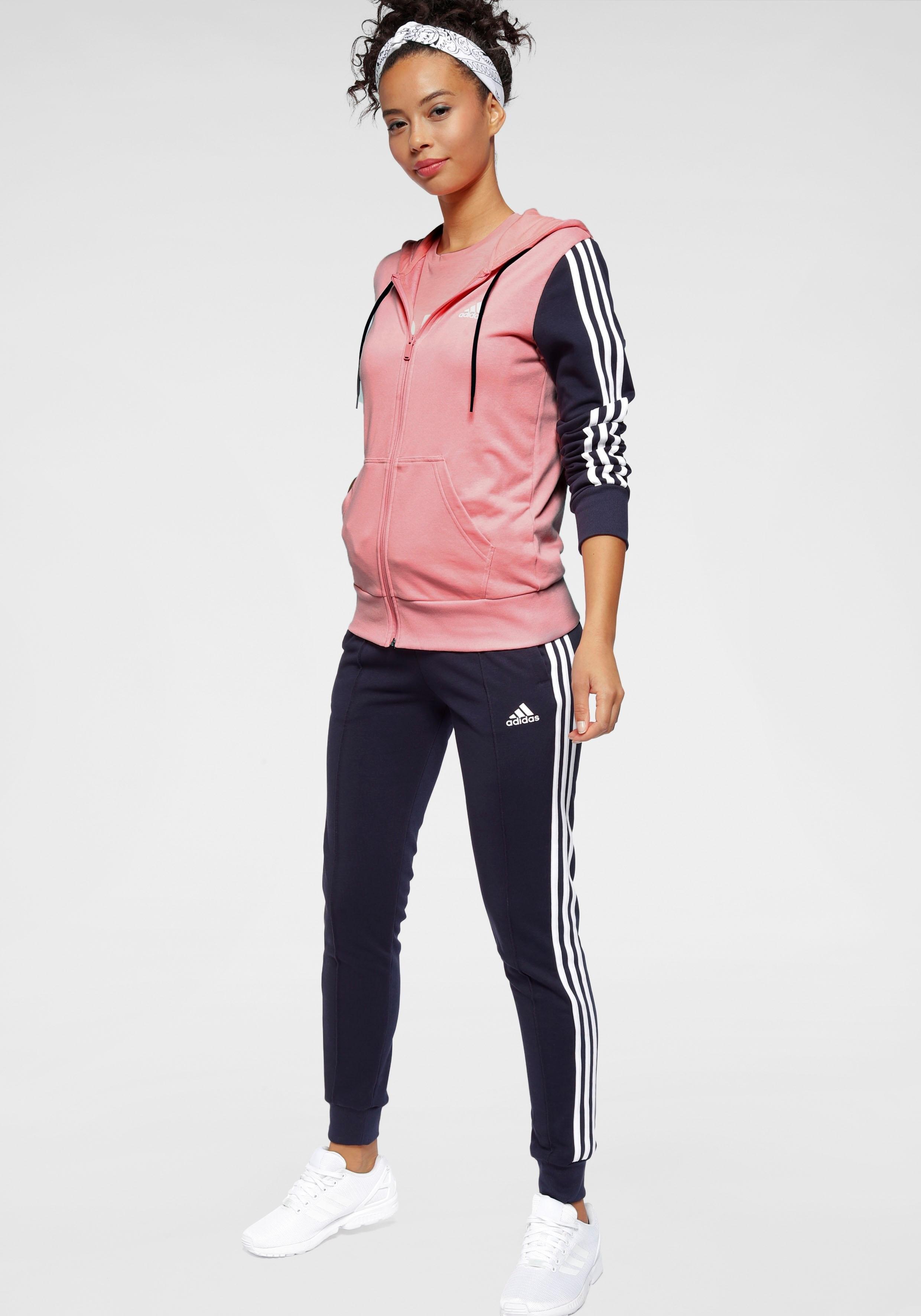 adidas Performance joggingpak »TRACKSUIT TEAMSPORT« (Set, 2 tlg.) bestellen: 30 dagen bedenktijd