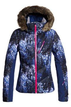 roxy snowboardjack »snowstorm plus« blauw