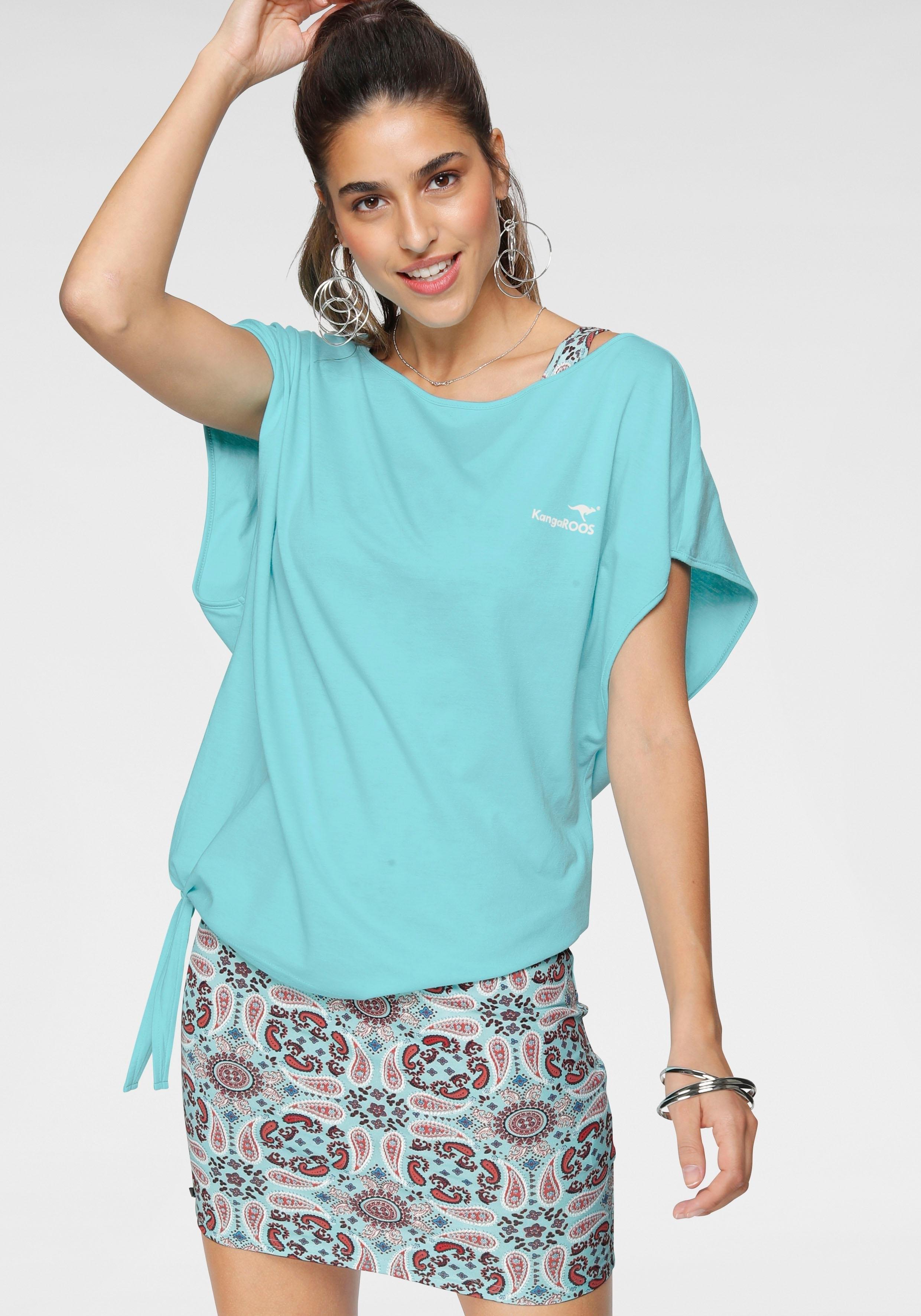 KangaROOS 2-in-1 jurk (set, 2-delig) in de webshop van OTTO kopen