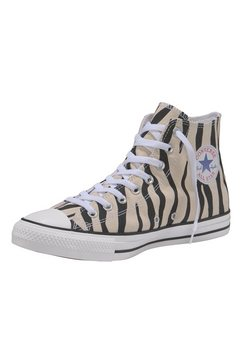 converse sneakers »chuck taylor all star hi« beige