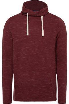 edc by esprit shirt met lange mouwen rood