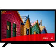 toshiba 32l2963dg led-tv (80 cm - 32 inch), full hd, smart-tv zwart