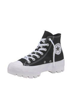 converse sneakers »chuck taylor all star lugged hi« zwart