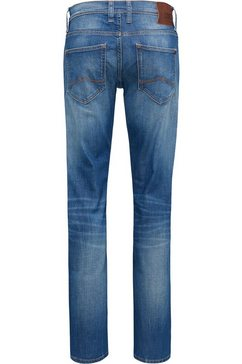 mustang jeans »oregon straight« blauw