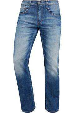 mustang jeans »oregon straight« blauw