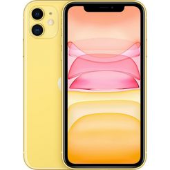 apple iphone 11  - 128 gb geel