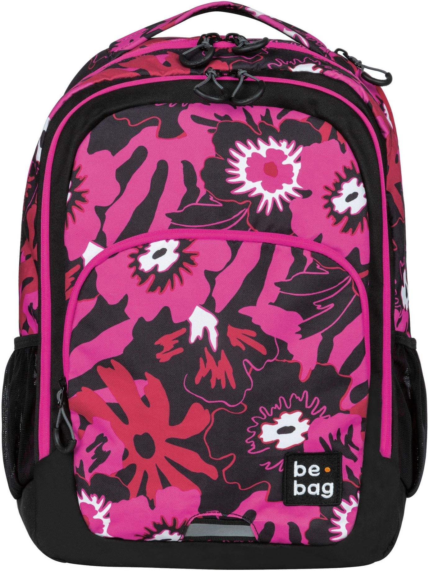 Pelikan schoolrugzak Be.bag be.ready, pink summer nu online kopen bij OTTO