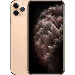 apple iphone 11 pro max - 256 gb goud