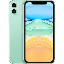 apple iphone 11  - 128 gb groen
