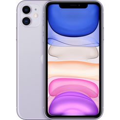 apple iphone 11  - 128 gb paars