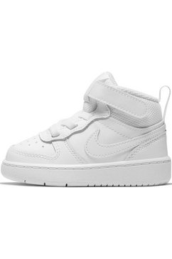 nike sportswear sneakers »court vision mid« wit