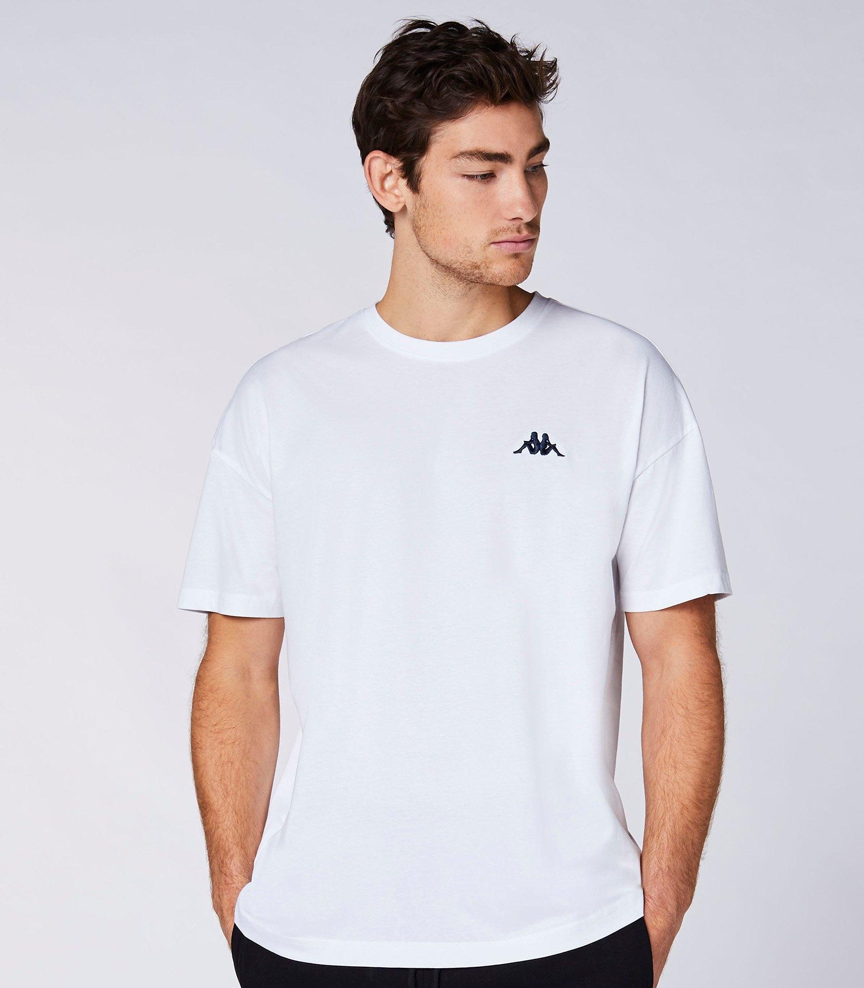 Kappa T-shirt AUTHENTIC VEER met trendy ronde hals goedkoop op otto.nl kopen