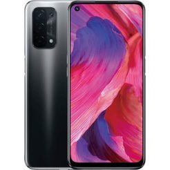 oppo smartphone a74 5g, 128 gb zwart