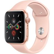 apple watch series 5 44mm gps met sportarmband goud