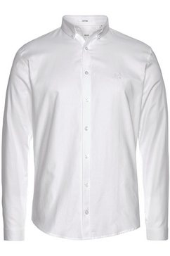lindbergh overhemd wit