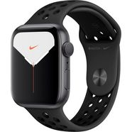 apple watch series 5 nike 44mm gps met nike sportarmband grijs