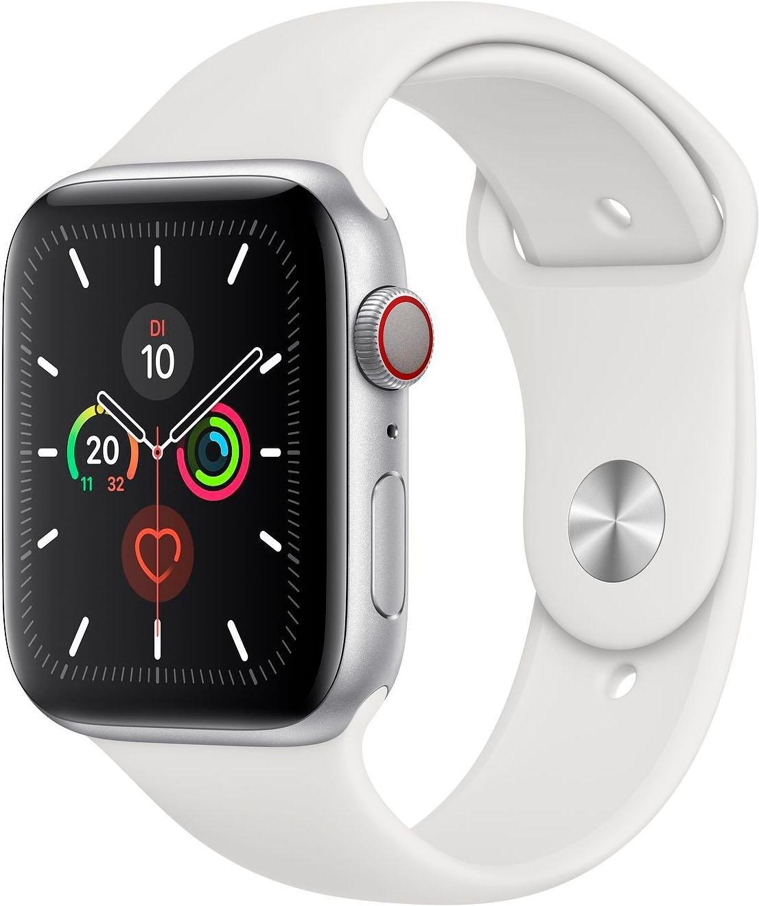 Apple Watch Series 5 44mm GPS + Cellular met Sportarmband in de webshop van OTTO kopen