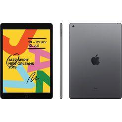 "apple »10.2 ipad wi-fi 32gb (2019)« tablet (10,2"", 32 gb, ipados) grijs"
