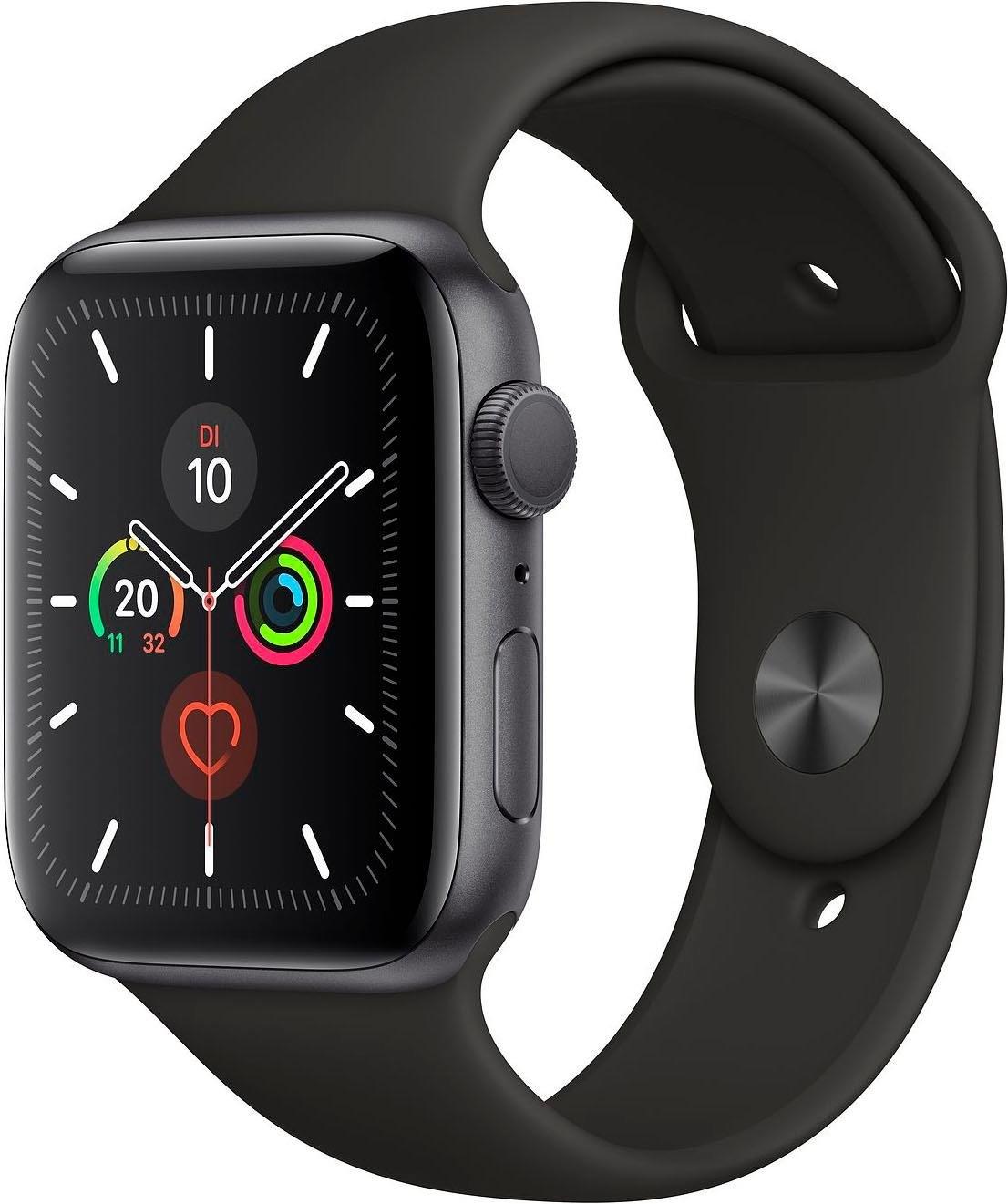 Apple Watch Series 5 44mm GPS met Sportarmband goedkoop op otto.nl kopen