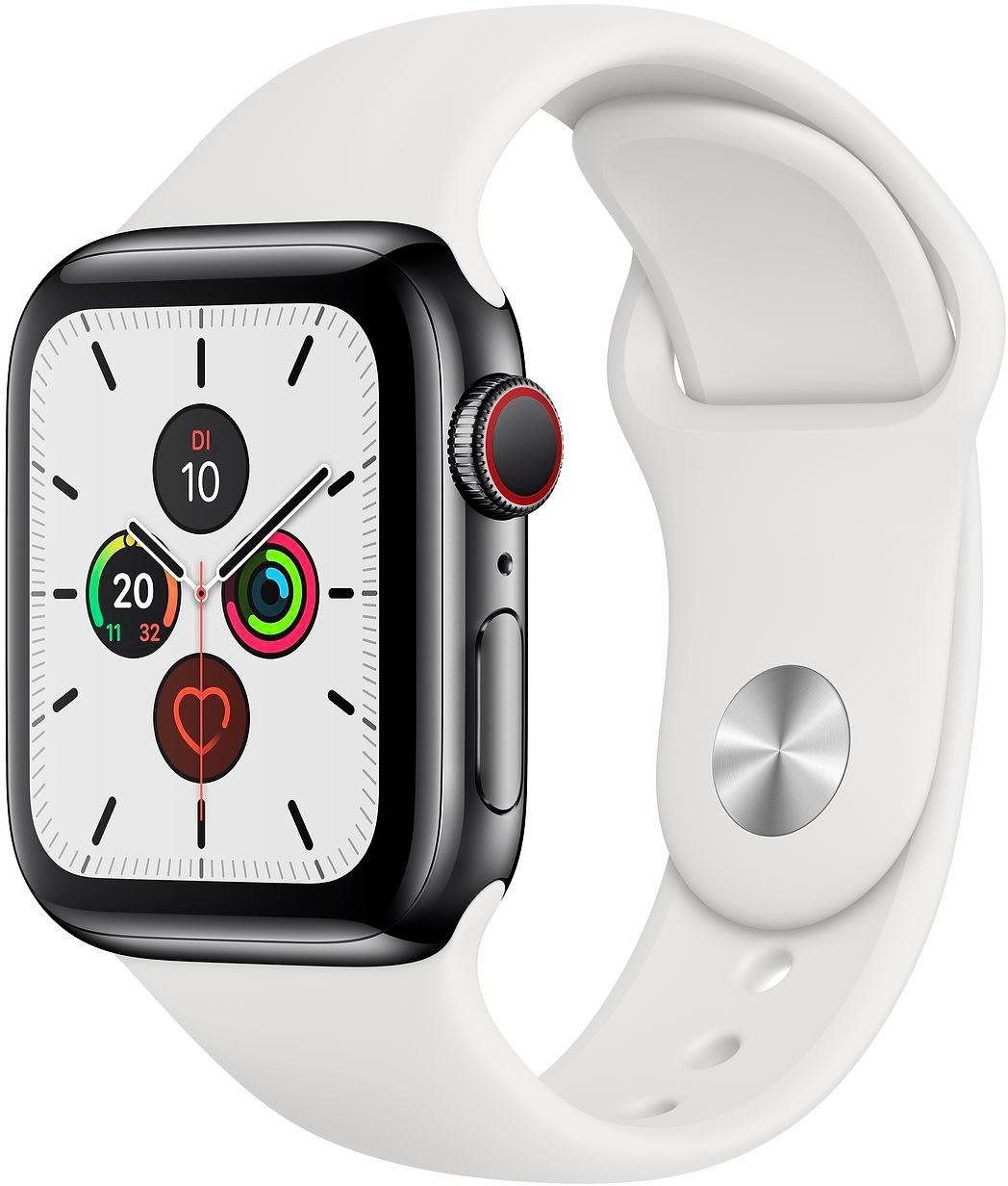 Apple Watch Series 5 40mm GPS + Cellular met Sportarmband goedkoop op otto.nl kopen
