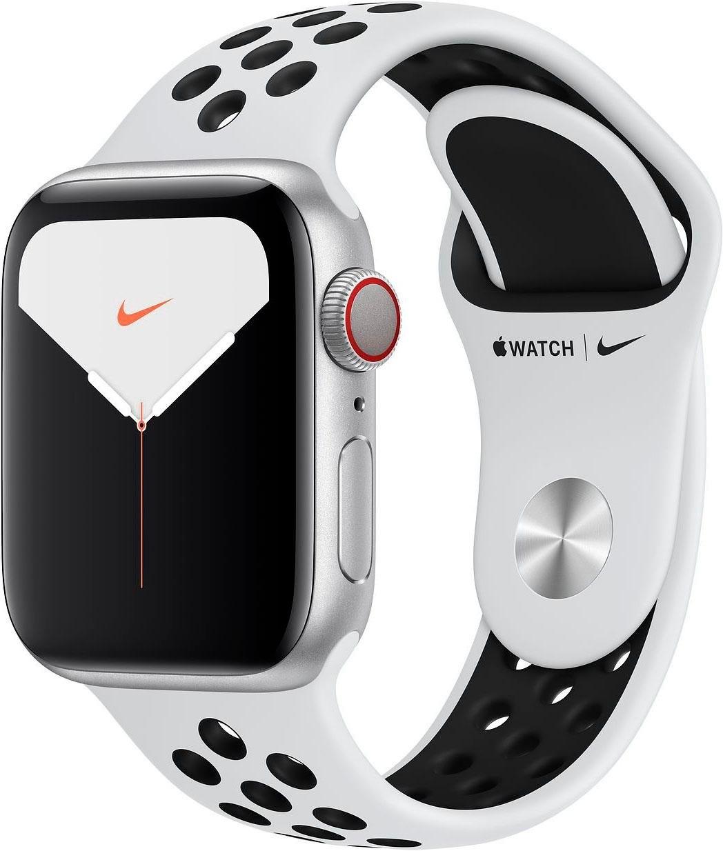 Op zoek naar een Apple Watch Series 5 Nike 40mm GPS + Cellular met Nike Sportarmband? Koop online bij OTTO