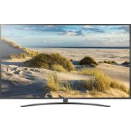 lg 82um7600plb led-tv (207 cm - 82 inch), 4k ultra hd, smart-tv zilver
