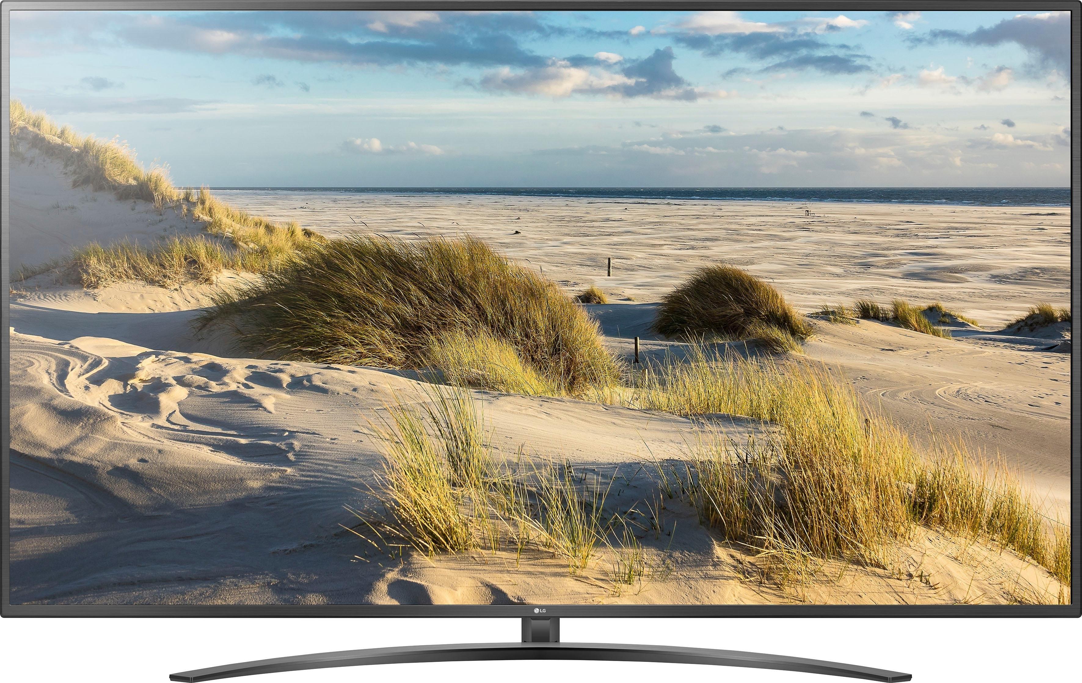 LG 82UM7600PLB led-tv (207 cm / 82 inch), 4K Ultra HD, smart-tv - gratis ruilen op otto.nl