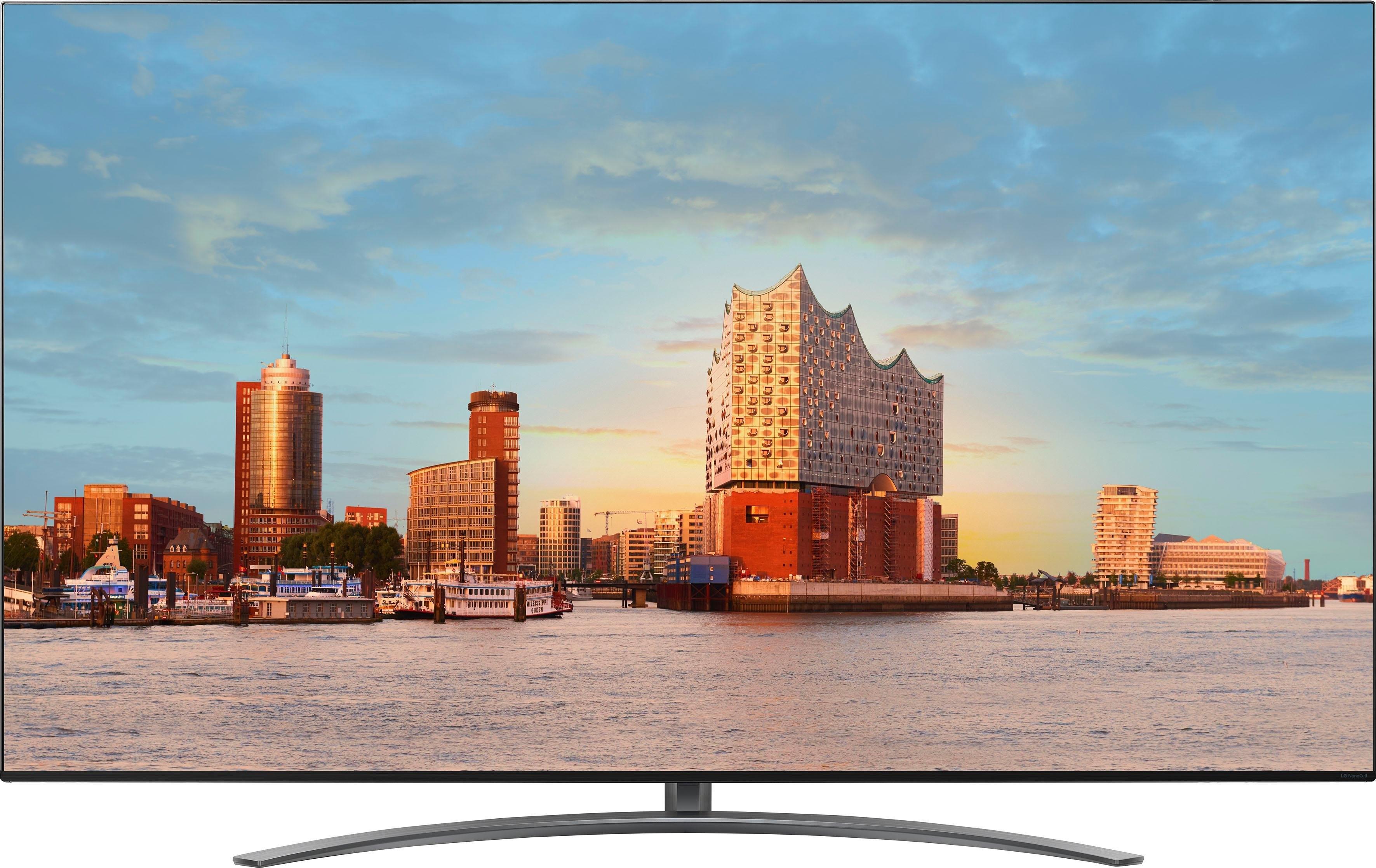LG 86SM9000PLA led-tv (217 cm / 86 inch), 4K Ultra HD, smart-tv - gratis ruilen op otto.nl
