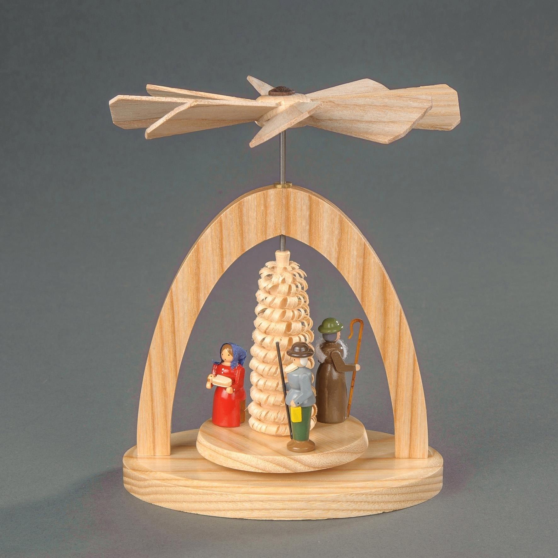 Op zoek naar een Albin Preissler kerstpiramide Warmtemobiel - de geboorte van Jezus? Koop online bij OTTO