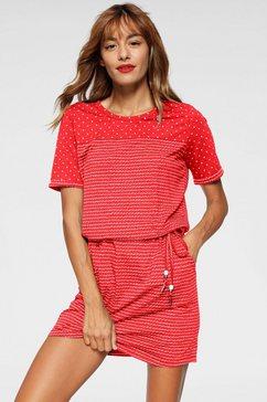 ragwear shirtjurk »nuggie« rood