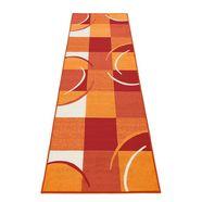 theko loper marco loper, korte pool, geruit design oranje