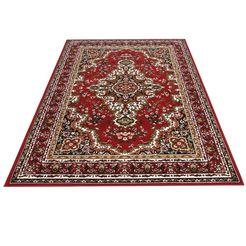 my home geweven vloerkleed ali rood