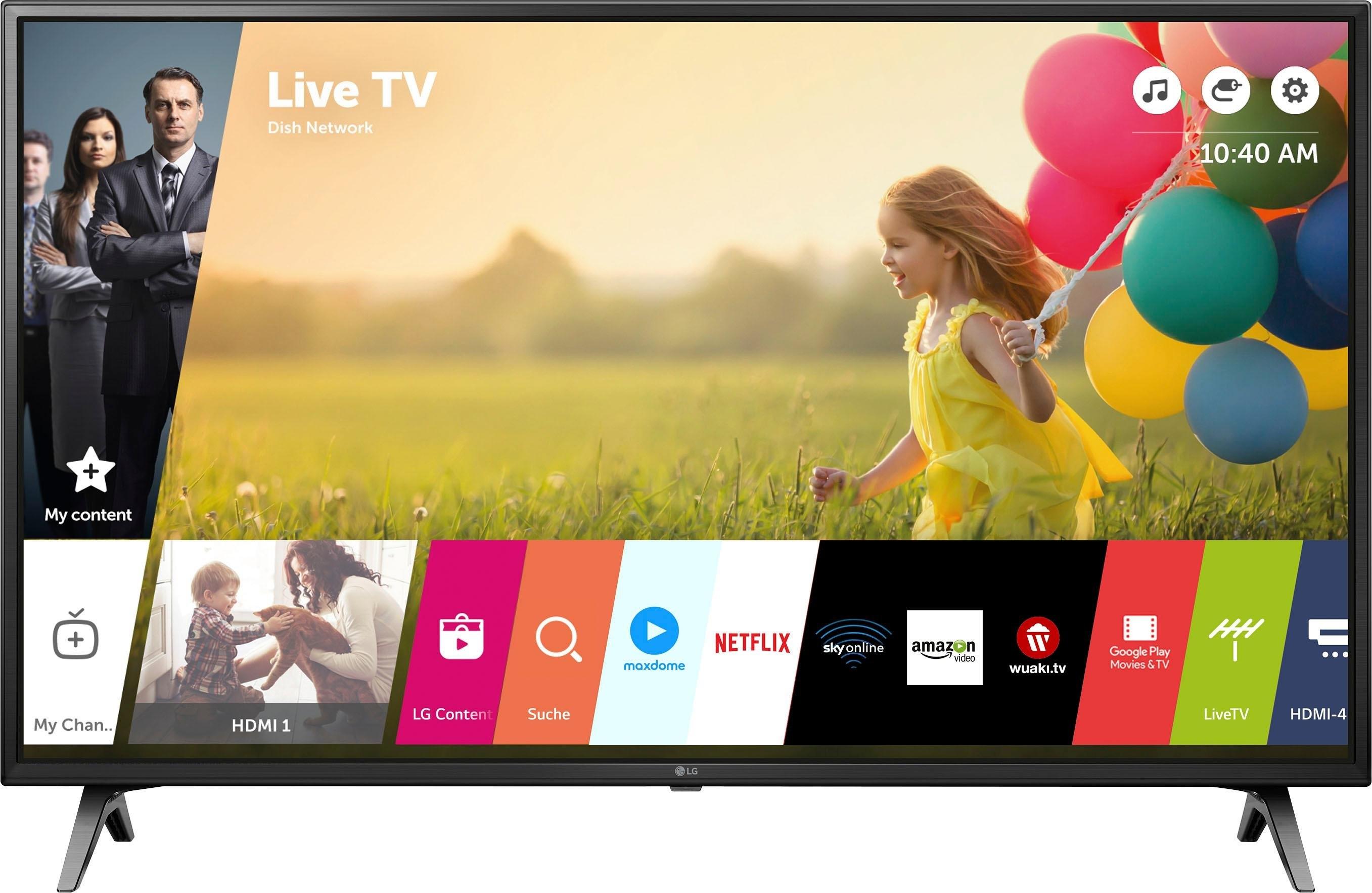 LG 55UM7000PLC led-tv (139 cm / 55 inch), 4K Ultra HD, smart-tv voordelig en veilig online kopen