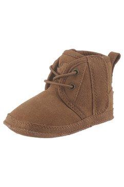 ugg babyschoentjes »baby neumel« bruin
