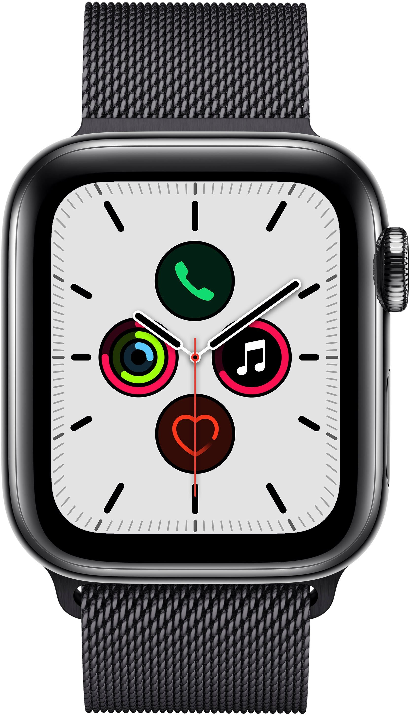 Apple Watch Series 5 40mm GPS + Cellular met Milanaise Armband bij OTTO online kopen