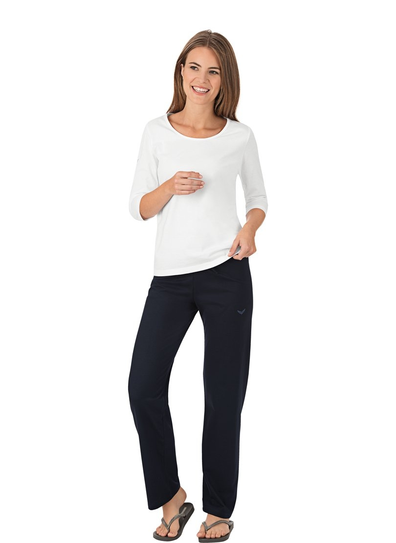 Trigema Pyjama biokatoen nu online bestellen