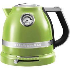 kitchenaid waterkoker artisan 5kek1522ega, 1,5 l, 2400 w groen