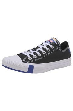 converse sneakers »chuck taylor all star hi twisted classic« zwart
