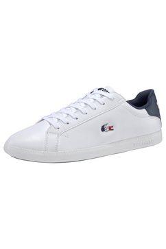 lacoste sneakers »graduate tri1 sma« wit